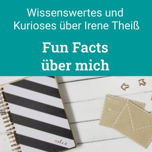 Fun Facts, Wissenswertes und Kurioses über Irene Theiß
