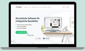 Rapidmail ist ein E-Mail-Marketing-Programm aus Deutschland, dass sich besonders für klassische Newsletter eignet. Das Programm ist sehr anfängerfreundlich und macht den Einstieg leicht.