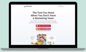 Tailwind ist ein Planungs-Programm, um Pins auf Pinterest automatisch zu veröffentlichen