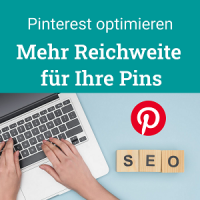 Pinterest Pins optimieren SEO Blogartikel